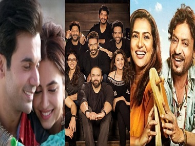 Box-office collections: Golmaal Again enters Rs 200 cr club; Qarib Qarib Singlle, Shaadi Mein Zaroor Aana hold steady