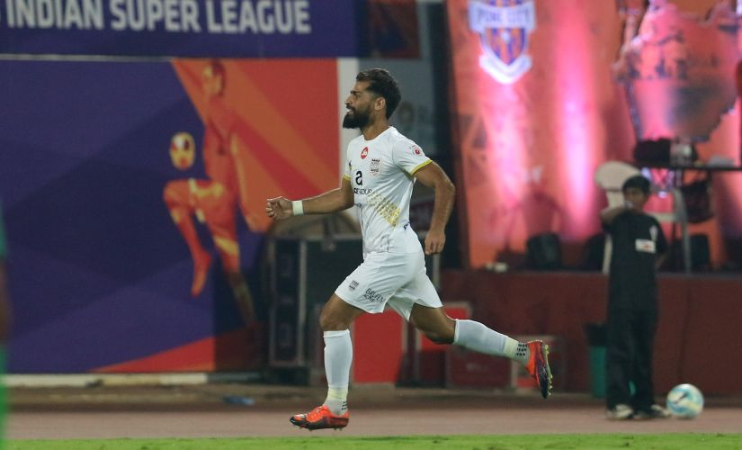 ISL 201718 Sculpted by fierce competition Mumbai City FCs Balwant Singh out to carve his own standing