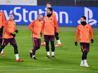 Champions League: Juventus, Barcelona set to renew rivalry with qualification for Round of 16 in sight