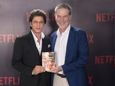 Bard of Blood: Shah Rukh Khan's Red Chillies, streaming giant Netflix announce new Indian original series