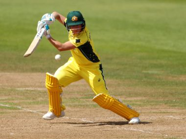File image of Australia's Beth Mooney. Reuters