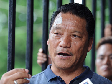 Withdraw fake cases against GJM chief Bimal Gurung West Bengal BJP leaders urge Rajnath Singh to press state govt