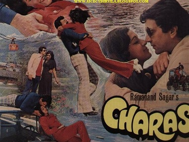 Ramanand Sagar's 1976 film Charas comes under IT scanner; Rs 6 lakh back taxes demanded