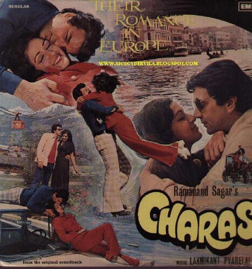 Poster for Charas