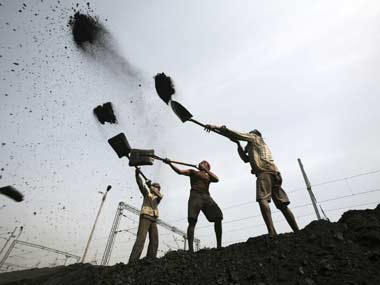 Coal Indias 54 mining projects facing delays environmental forest clearances cited as major reasons