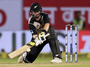 India vs New Zealand: Colin Munro's blistering ton fires Black Caps to series-levelling victory in Rajkot