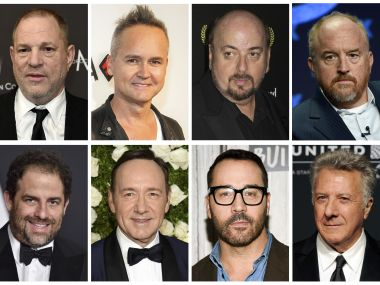 Louis CK, Kevin Spacey, Harvey Weinstein: A (non-exhaustive) list of sexual harassment allegations
