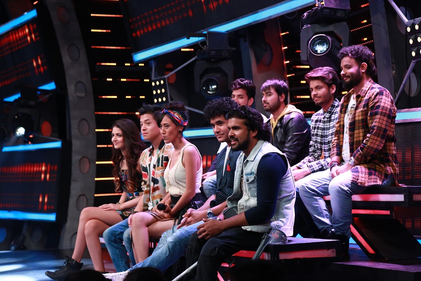 The Stage 3 contestants.
