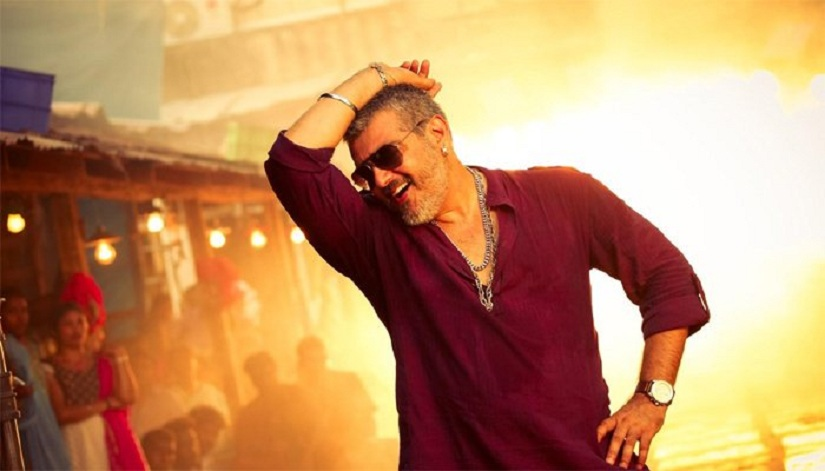 Make way for Viswasam: Ajith's next film with director Siva slated to release on Diwali 2018