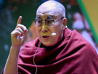 Dalai Lama says India, China have great potential to work together at a 'practical level'