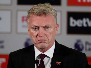 Premier League West Ham United manager David Moyes unhappy with terrible fixture schedule