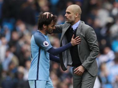 Premier League Injury concern for Manchester City David Silva may miss key clash against league leaders Liverpool