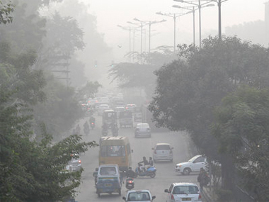 Delhi smog Air quality still very poor satellite images show stubble burning in capital too