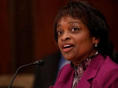 Federal Communications Commission Commissioner Mignon Clyburn. Image: Reuters