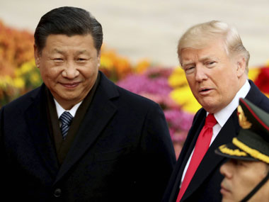 Donald Trump singlehandedly upended ties with strategic partner India in paying fealty to Xi Jinping