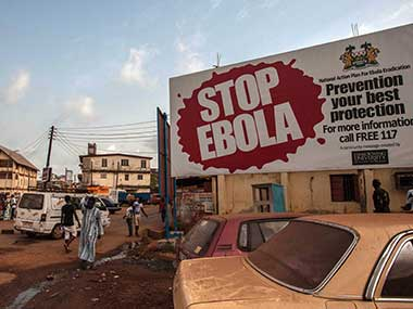 WHO declares Ebola outbreak in Congo global health emergency virus infects two millionstrong city of Goma