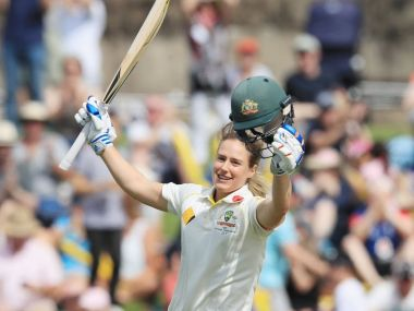 Ellyse Perry's long-awaited maiden international century has potential to resurrect women's Test cricket