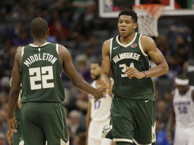 NBA: Cavaliers win against Heat despite LeBron James' first career ejection; Bucks defeat Kings