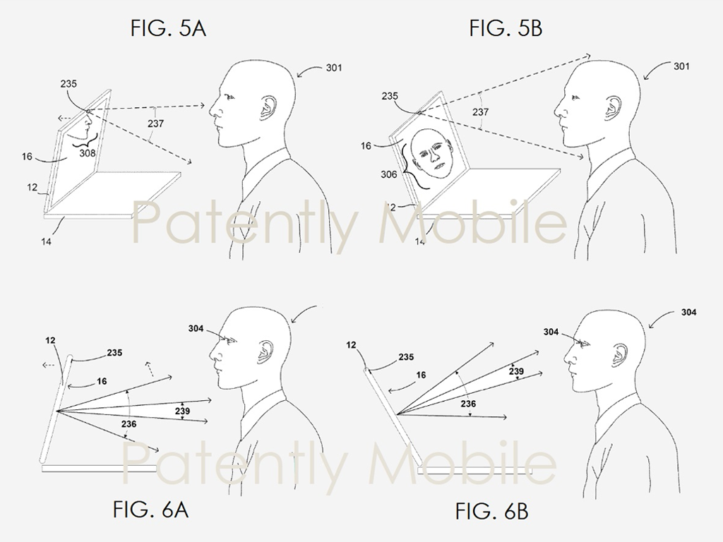 Google patents tech that opens and shuts your laptop with a touch
