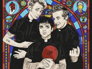 Green Day release 'Greatest Hits: God's Favorite Band' album spanning 30-year career