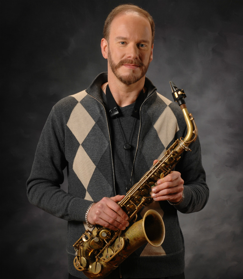 Saxophonist Greg Banaszak returns to the NCPA Mumbai with some of the top jazz musicians for the International Jazz Festival