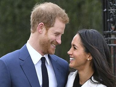 Prince Harry, Meghan Markle engaged: First photos of the couple after official announcement