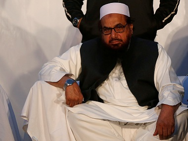 Hafiz Saeed petitions UN to delist self as terrorist Virtual coup in Pakistan as army mainstreams extremists India stares at spurt in jihadist violence