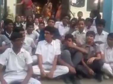 Hyderabad students protest against 'long school hours', seek 'justice' against school for violating norms