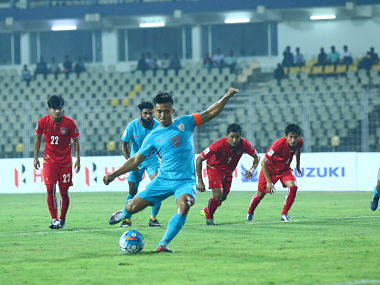 AFC Asian Cup Qualifiers: India maintain unbeaten run in group after 2-2 draw against Myanmar