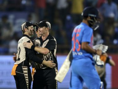 India vs New Zealand: Virat Kohli and Co served timely reminder of batting flaws in Rajkot T20I