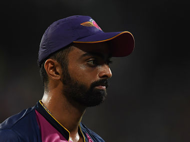 Diligent Jaydev Unadkat's hope for an international return continues to simmer