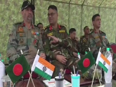 India-Bangladesh joint military exercise 'Sampriti 2017' concludes in Mizoram; officials say bilateral ties strengthened
