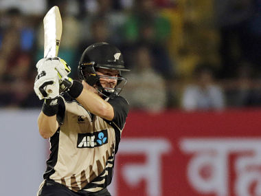 India vs New Zealand: Colin Munro lauds team's 'outstanding' bowling for keeping hosts' batting in check