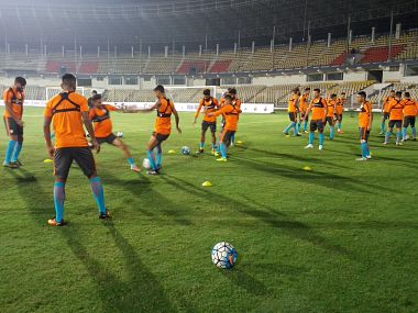 AFC Asian Cup Qualifiers: India have their task cut out against Myanmar with key players missing
