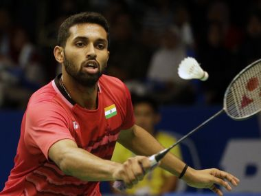 India's HS Prannoy breaks into top 10 of men's singles, B Sai Praneeth slips to 16th in latest rankings
