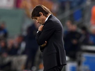 Champions League Antonio Conte blasts Chelsea for lacking desire to win match against Roma
