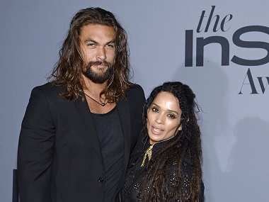 Jason Momoa ties the knot with longtime partner Lisa Bonet in private ceremony
