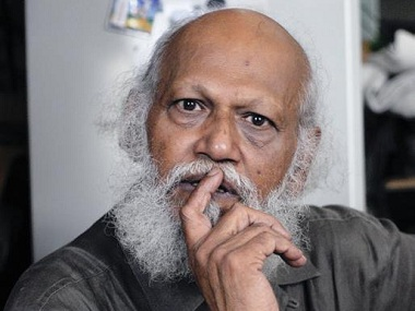 Renowned artist Jatin Das says art is 'all about hype, high society'