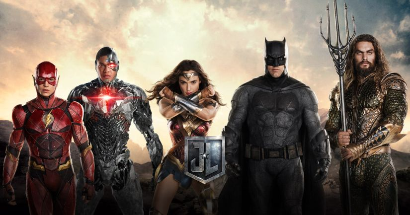 Justice League is set to release on 17 November. Warner Bros