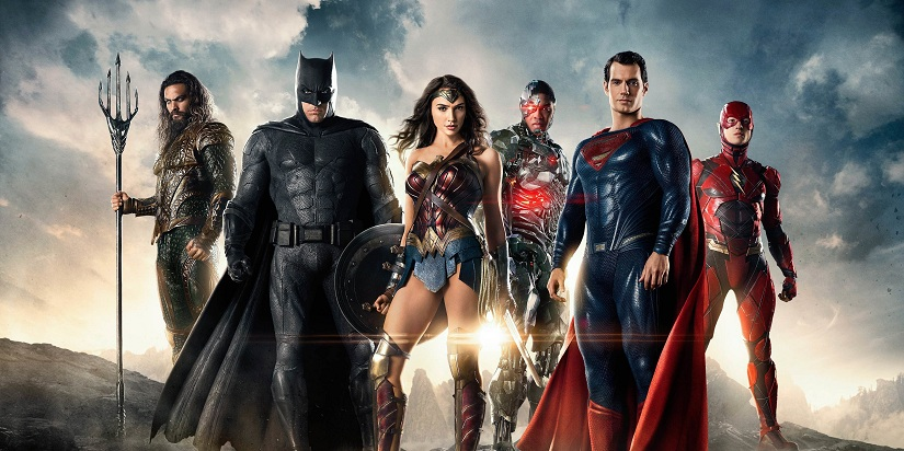 At least in this publicity still, they thankfully don't look like Marvel knockoffs
