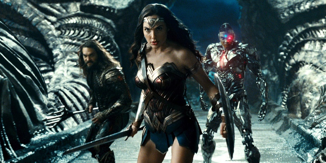 How Justice League panders to male gaze with overt sexualisation of Wonder Woman