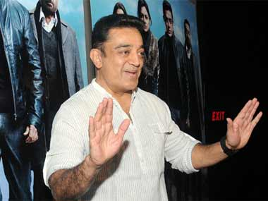 A file image of Tamil actor Kamal Haasan. Image by Sachin Gokhale/Firstpost