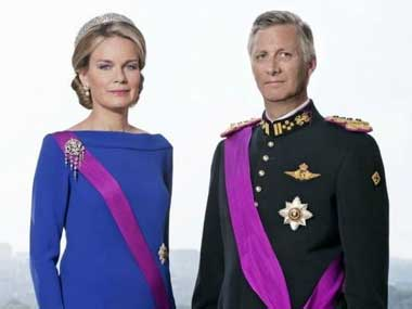 King Philippe and Queen Mathilde of Belgium to begin bilateral visit to India with trip to Taj Mahal
