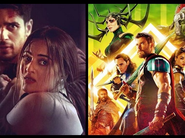 Thor: Ragnarok, Ittefaq box office collection — Marvel film rakes in a whopping 35 cr on opening weekend