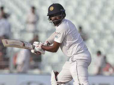India vs Sri Lanka: Lahiru Thirimanne, Dimuth Karunaratne need to lead way for visitors to salvage near-impossible draw
