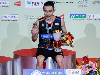Hong Kong Open Superseries: Lee Chong Wei's record fifth title is testament to his eternal fighting spirit