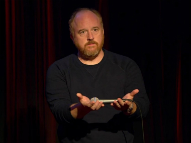 Louis CK: The tale of the chronic masturbator or How to separate comedy from the comedian