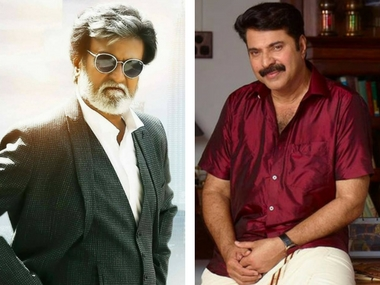 Rajinikanth, Mammootty will reportedly star in a Marathi film together titled Pasaayadan