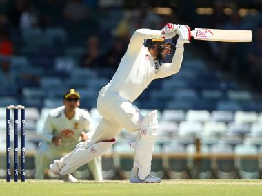 Ashes 2017-18: Mark Stoneman hits first tour ton; Alastair Cook regains form in warm-up game