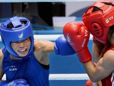 Asian Women's Boxing Championships: MC Mary Kom assured of a medal after defeating Meng-Chieh Pin in quarters